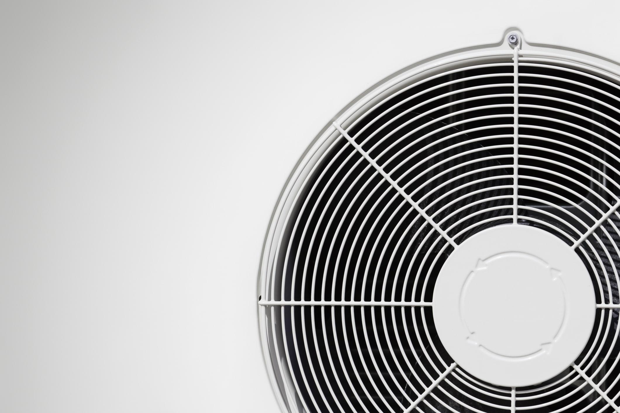 remplacement de la ventilation